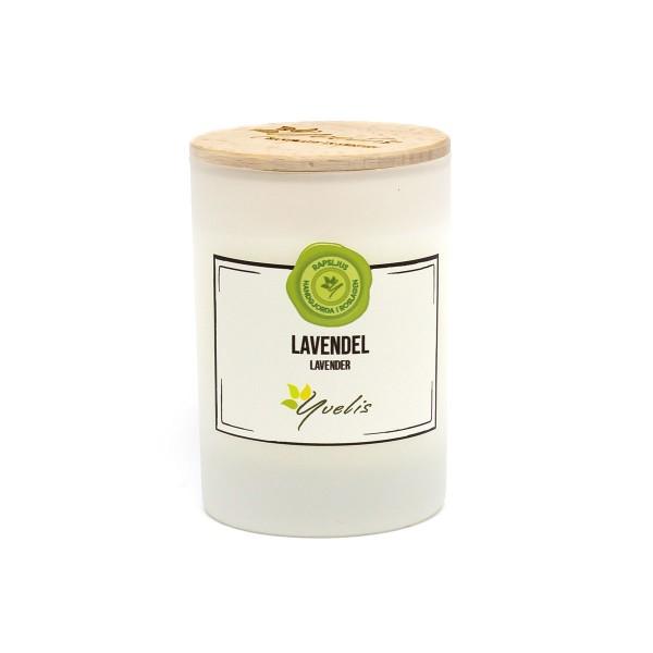 Essential scented candles - Lavendel - Eterisk doft
