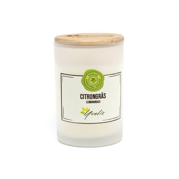 Essential scented candles - Citrongräs - Eterisk doft